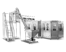 Can Beverage Filling Machine